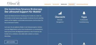 Fynance App - Behalten Sie den Überblick über Ihre Versicherungen