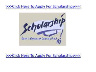 Get Help Starting Up A Free Scholarship 11
