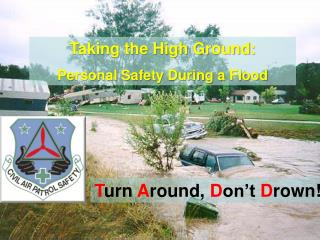 Taking the High Ground: Personal Safety During a Flood