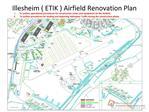 Illesheim  ETIK  Airfield Renovation Plan