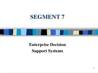 SEGMENT 7