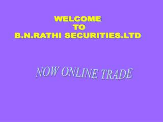 NOW ONLINE TRADE