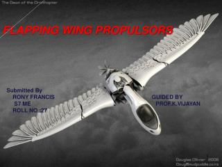 FLAPPING WING