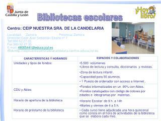 Localidad:     Zamora                          Provincia: Zamora Direcci n:Calle Juan Sebasti n Elcano n  7 Telf:980 52