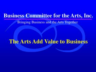 Business Committee for the Arts