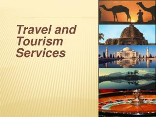 Travel and Tourism Services