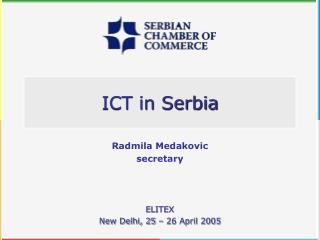 ICT in Serbia