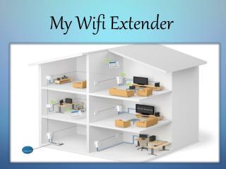 My Wifi Extender