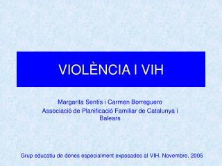VIOL NCIA I VIH