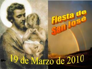 Fiesta de San Jos