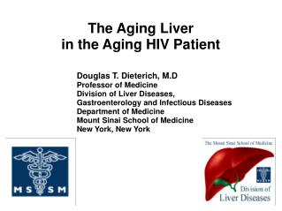 The Aging Liver  in the Aging HIV Patient