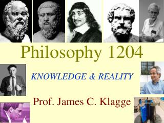 Philosophy 1204