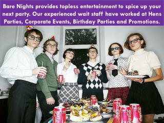 Hens Night Packages Melbourne, Perth