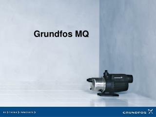 Grundfos MQ