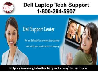 Dell Customer Support Toll Free 1-800-294-5907