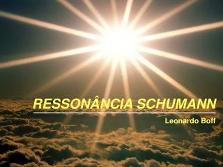 RESSON NCIA SCHUMANN