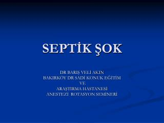 SEPTIK SOK