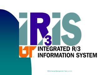 IRIS Change Management Team 4