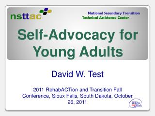 Self-Advocacy for Young Adults