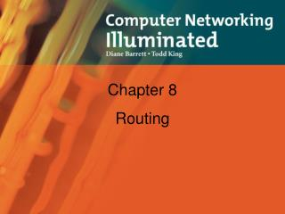 Chapter 8 Routing