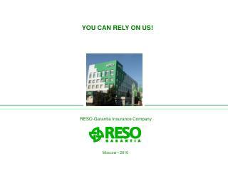 RESO-Garantia Insurance Company