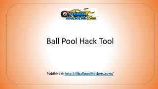 Ball Pool Hack Tool