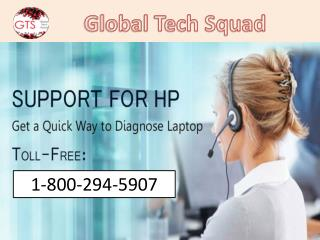 Hp Laptop Customer SUpport Help Dial 1-800-294-5907
