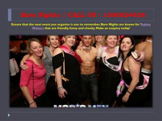 Looking for Hens Night Melbourne, Sydney