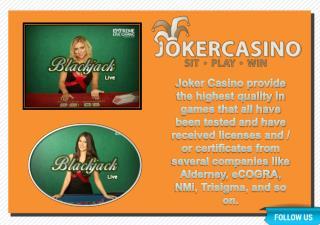 Online Casino, Mobile Casino