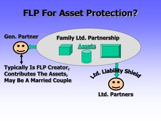 FLP For Asset Protection