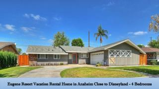 4 Bedroom Houses for Rent in Anaheim CA