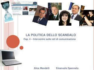 La politica dello scandalo