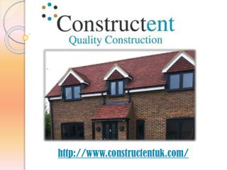 New house builders in Hertfordshire