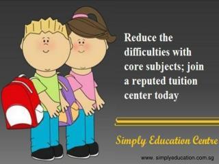 Advantages of Math Tuitions Centre