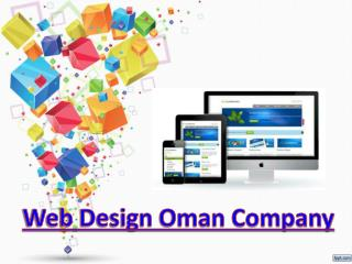Web Design Company in Oman- How to Select the Best for a Website Development