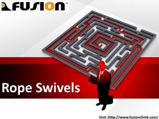 Rope Swivels