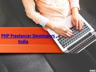 What to consider before appointing a freelance PHP Developers