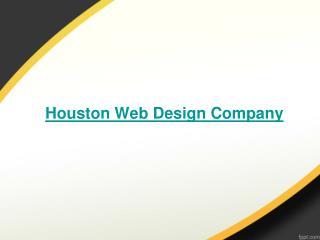 The best website design company in Houston Texas
