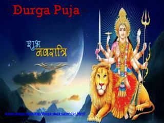 Durga Puja 2017 | Nine Days Of Maa Durga | माँ दुर्गा आरती | दुर्गा चालीसा