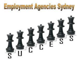 Employment Agency Sydney
