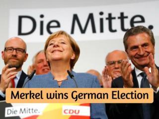 German elections 2017