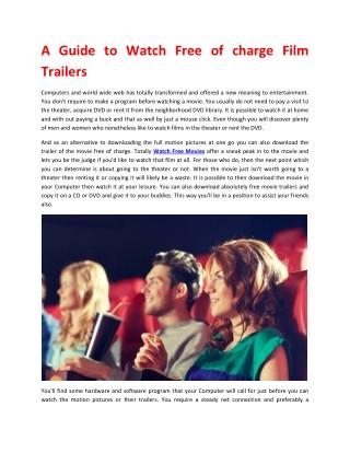 Alluc Movies | Watch Movies on Alluc