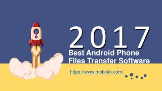 Simple Steps to Transfer Files Between Android and WindowsMac