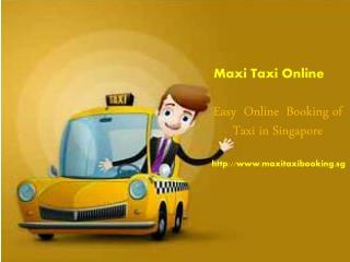 Maxi Taxi Online