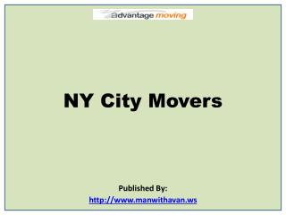NY City Movers