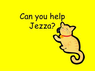 Can you help Jezza
