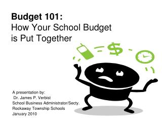 Budget 101: How Your School Budget is Put Together