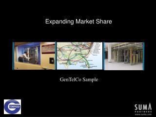 Expanding Market Share