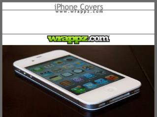 Personalize your iPhone Covers with Your Name