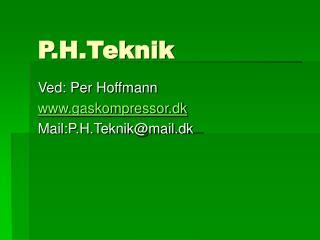 P.H.Teknik